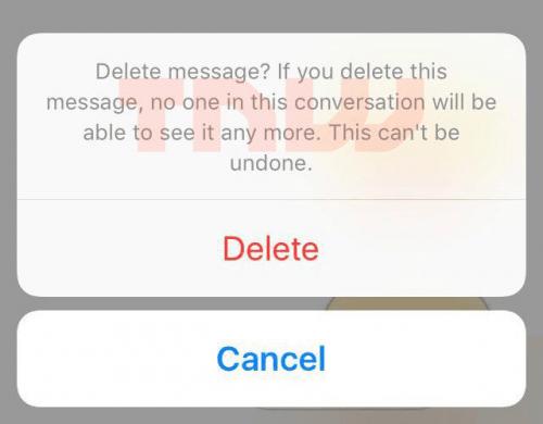 Imagen - Facebook Messenger permitirá borrar mensajes enviados
