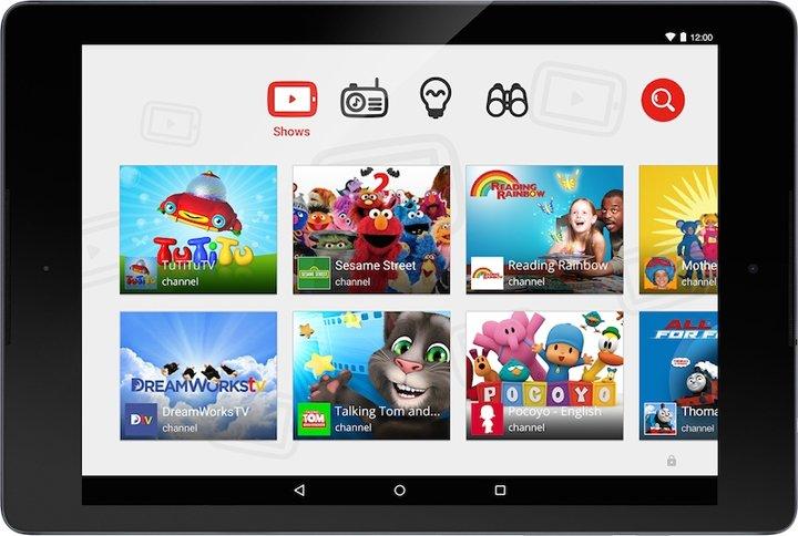 Imagen - YouTube Kids añade filtros de contenido seguro para los niños