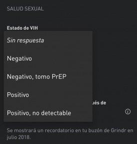 Imagen - Grindr, la app gay más popular, comparte si sus usuarios tienen VIH
