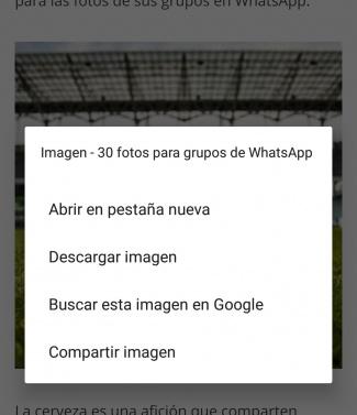 Imagen - 30 fotos para grupos de WhatsApp