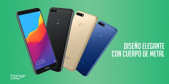 Imagen - Honor 7C y Honor 7A llegan a España: precio y disponibilidad