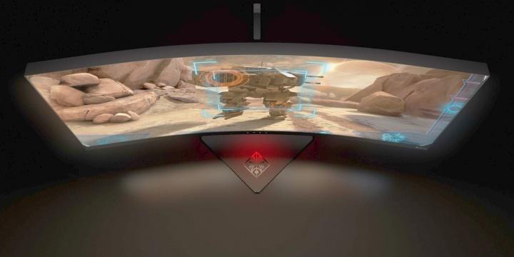 Imagen - Monitores curvos, ¿cómo mejoran la experiencia de juego?
