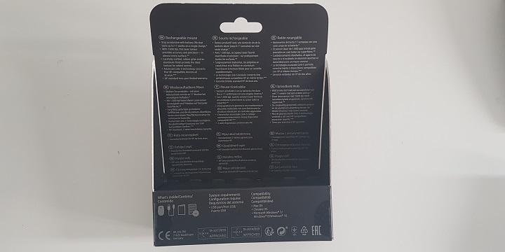 Imagen - Review: HP Envy Rechargeable Mouse 500, un ratón con 11 semanas de batería