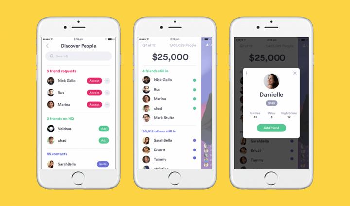 Imagen - HQ Trivia ya permite competir con y contra amigos