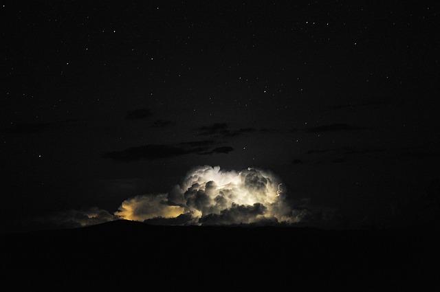 Imagen - Cómo seguir online la lluvia de estrellas de las Líridas