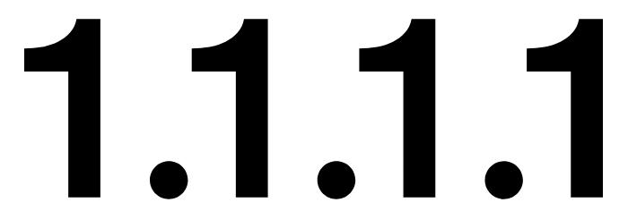 Imagen - 1.1.1.1 y 1.0.0.1, las nuevas DNS de Cloudflare