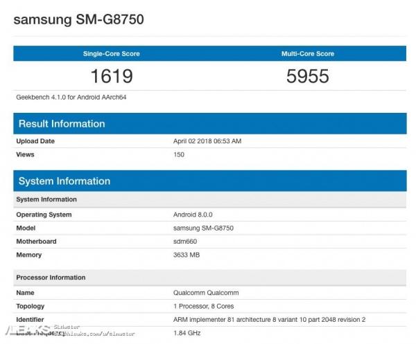 Imagen - Samsung Galaxy S9 Mini, filtrado en detalle