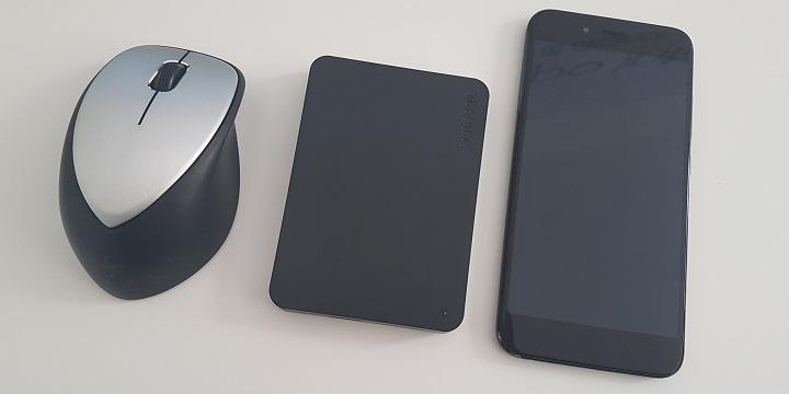 Imagen - Review: Toshiba Canvio Basics, un disco duro externo para el día a día