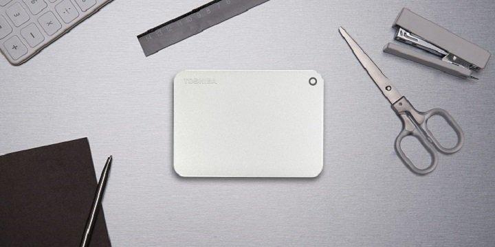 Review: Toshiba Canvio Premium, un disco duro externo con estilo