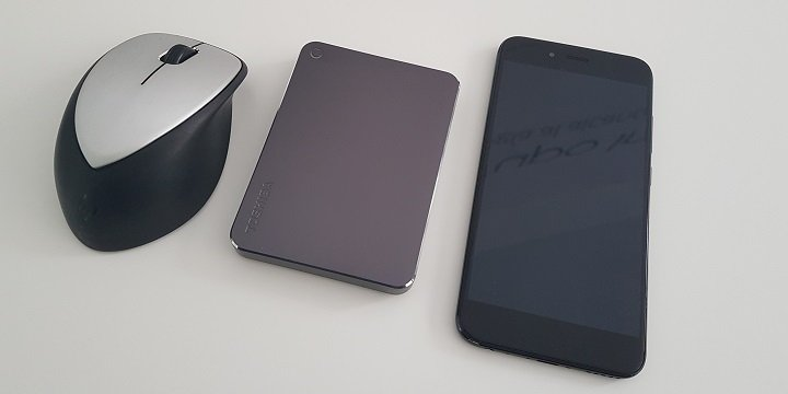 Imagen - Review: Toshiba Canvio Premium, un disco duro externo con estilo