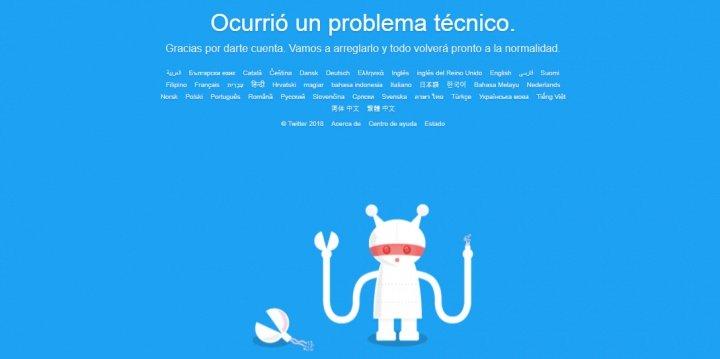 Imagen - Twitter no funciona: está caído por completo