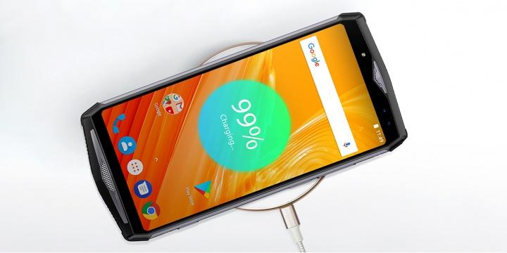 Imagen - Ulefone Power 5, el smartphone con batería de 13.000 mAh y hasta 7 días de autonomía