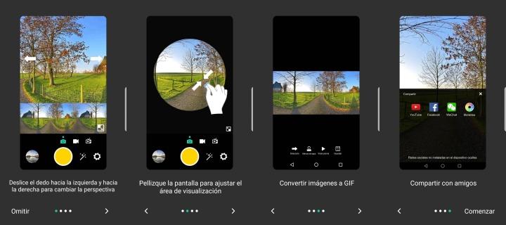 Imagen - Review: Huawei EnVizion 360, la cámara panorámica compatible con VR
