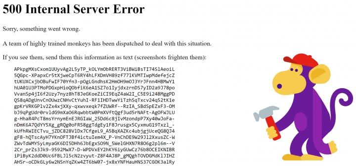 Imagen - YouTube sufre problemas: no deja entrar en los canales