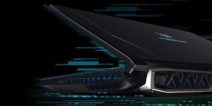 Acer Predator Helios 500, un portátil gaming con Core i9, GTX 1070 y pantalla a 144 Hz