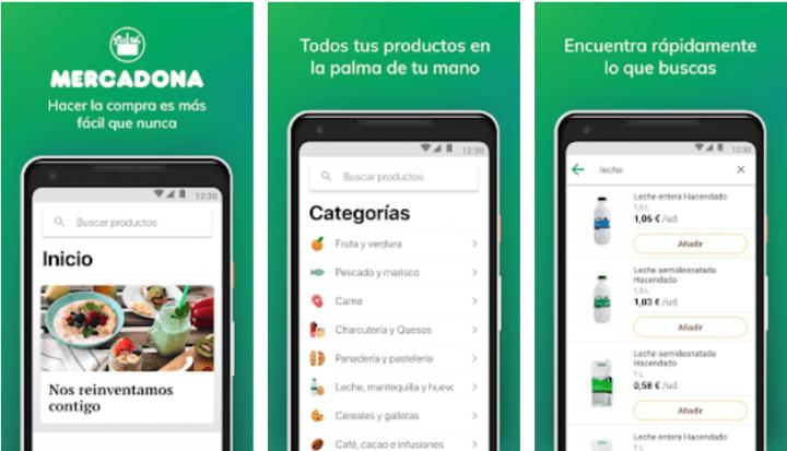 Imagen - Mercadona renueva su web y lanza apps móviles
