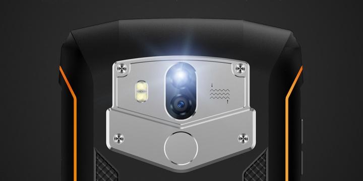 Blackview BV5800 Pro, un smartphone rugerizado con cámara dual y carga inalámbrica