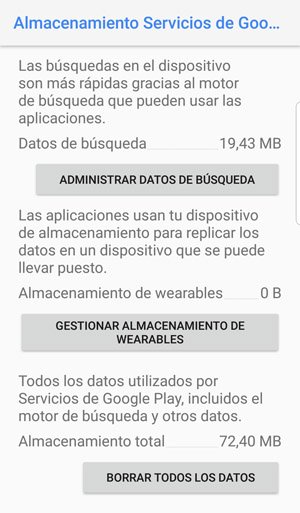 "Imagen - Cómo solucionar ""Google Play Services are updating"""