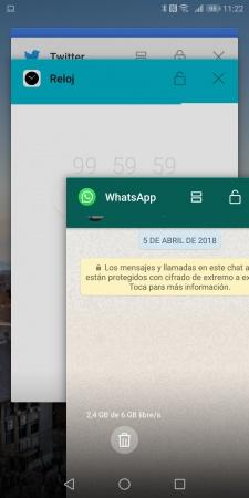 Imagen - El botón negro que congela tu teléfono, una cadena viral que circula por WhatsApp