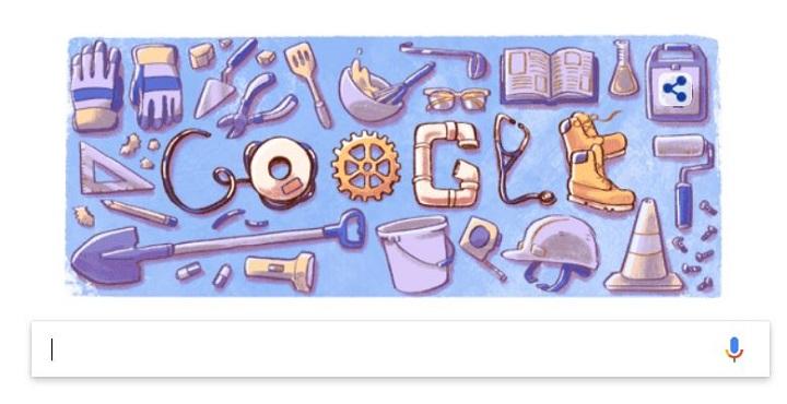 Imagen - Google conmemora el Día del Trabajo con un Doodle