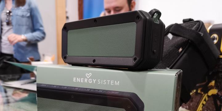 Energy Outdoor Box Bike y Adventure, altavoces Bluetooth para el deporte al aire libre