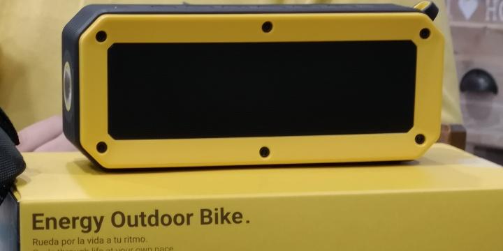 Imagen - Energy Outdoor Box Bike y Adventure, altavoces Bluetooth para el deporte al aire libre