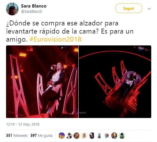 Imagen - Los mejores memes de Eurovisión 2018