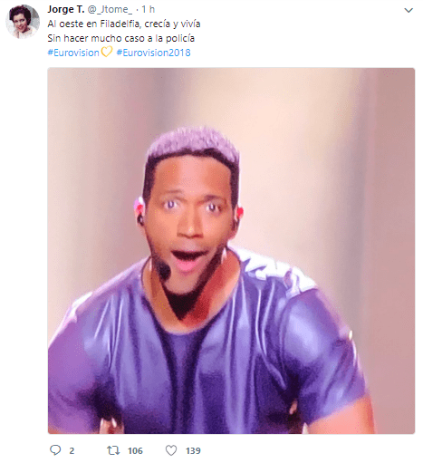 Los Mejores Memes De Eurovision 2018