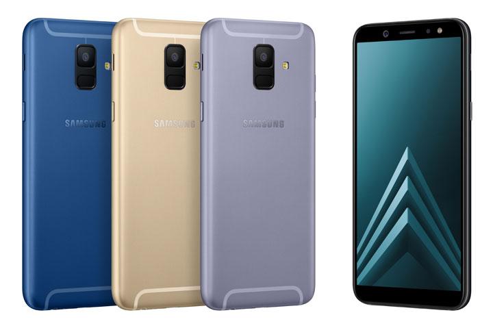 Imagen - Samsung Galaxy A6 y A6+ se presentan: todos los detalles de los nuevos smartphones