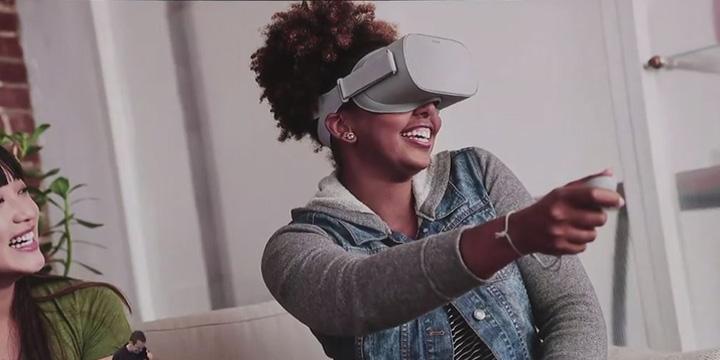 Oculus Go, ya disponibles las gafas realidad virtual independientes