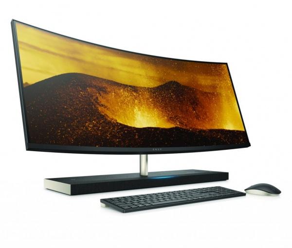 Imagen - Envy Curved AiO 34, Envy AiO 27 y Envy Desktop: los sobremesa de HP se actualizan