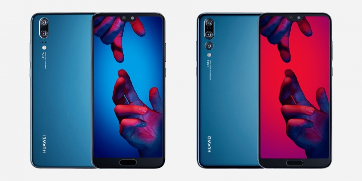 Imagen - Vodafone lanza los Huawei P20 y P20 Pro en color Midnight Blue