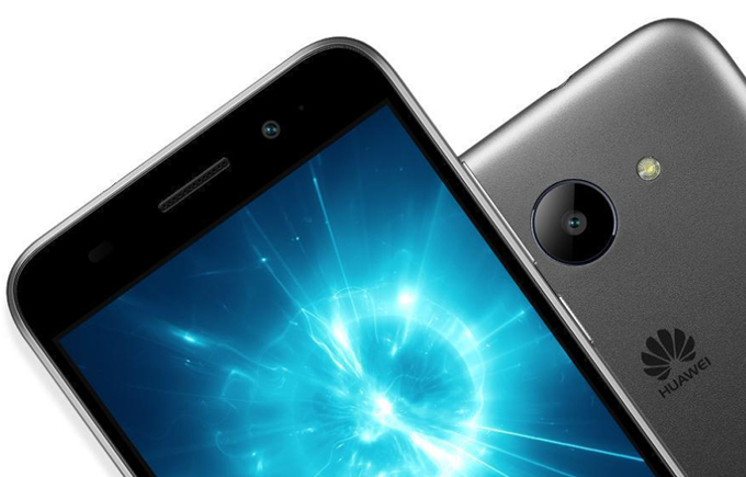 Imagen - Huawei Y3 2018, un smartphone económico con Android Oreo Go Edition