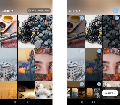 Imagen - Instagram ya permite subir a las Stories hasta 10 fotos o vídeos a la vez