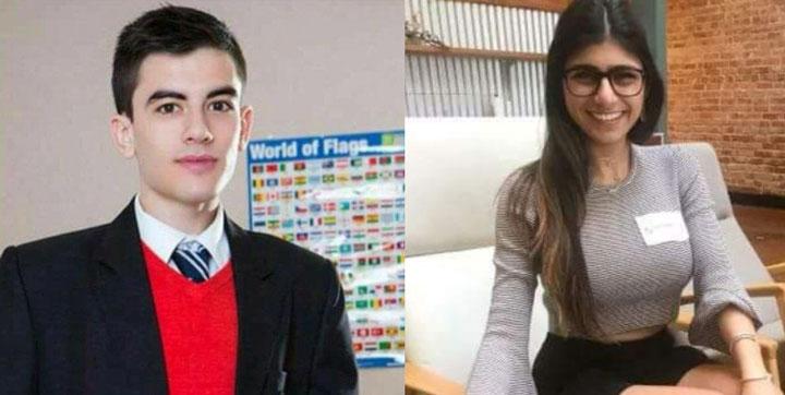 Jordi ENP y Mia Khalifa se hacen virales como científicos en WhatsApp y Twitter