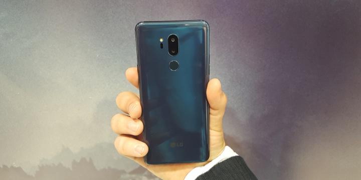 Imagen - LG G7 ThinQ llega a España: precio y disponibilidad