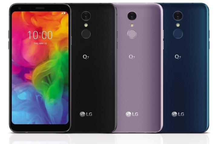 Imagen - LG Q7 2018 ya es oficial: conoce los detalles