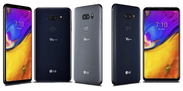 Imagen - LG V35 ThinQ ya es oficial: conoce sus especificaciones