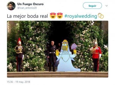 Imagen - Los mejores memes de la boda de Meghan Markle y el príncipe Harry