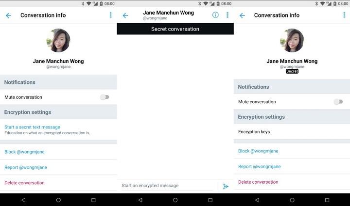 Imagen - Twitter añadirá mensajes privados cifrados