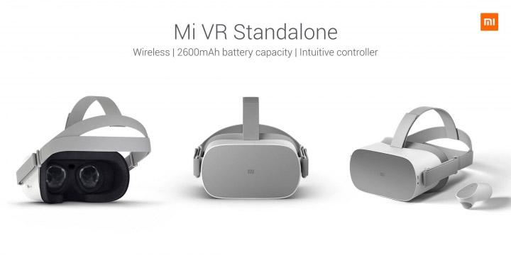 Imagen - Mi VR Standalone, el visor de realidad virtual autónomo de Xiaomi