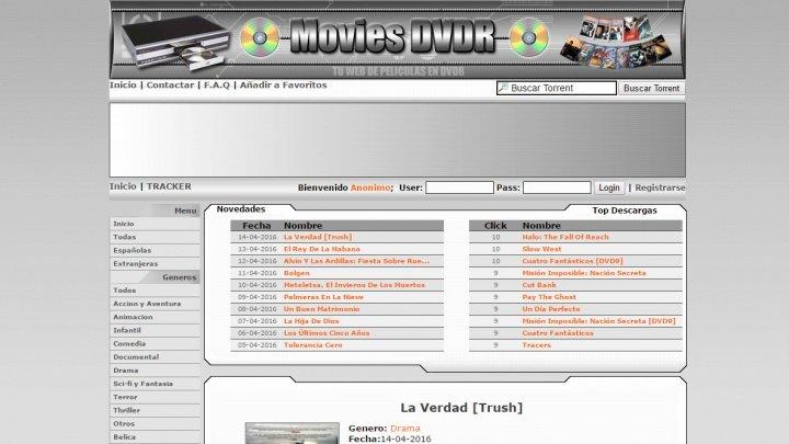 Imagen - Bajui.org y Moviesdvdr son cerradas por la Guardia Civil