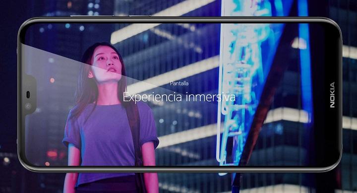 Imagen - Nokia X6 es oficial: pantalla infinita con notch y diseño en vidrio y aluminio