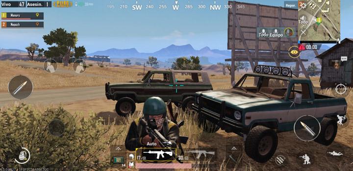 Imagen - PUBG Mobile se actualiza con el mapa Miramar, nuevo modo Sniper y mucho más