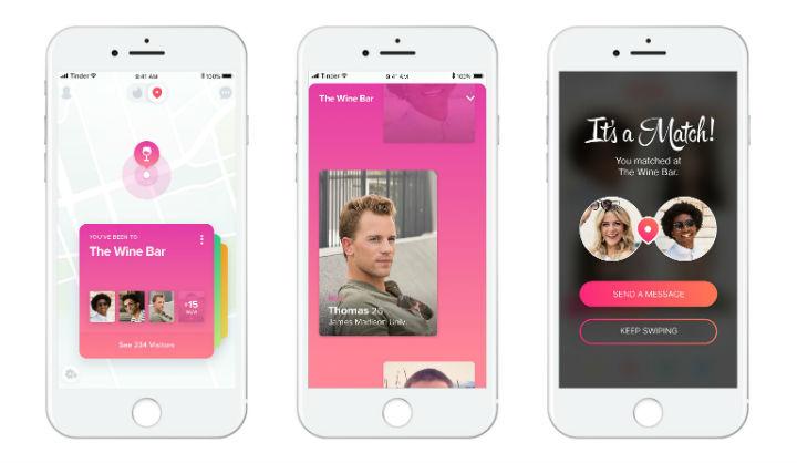 Imagen - Tinder Places, la próxima funcionalidad para ligar en tus sitios frecuentes