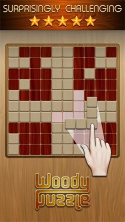 Imagen - Descarga Woody Puzzle, el juego de rompecabezas