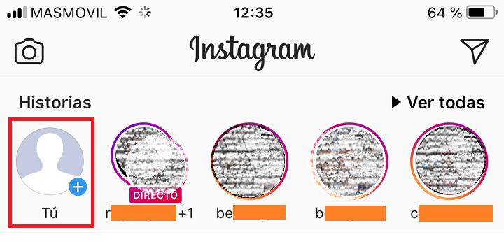 Imagen - Cómo subir una historia de Instagram