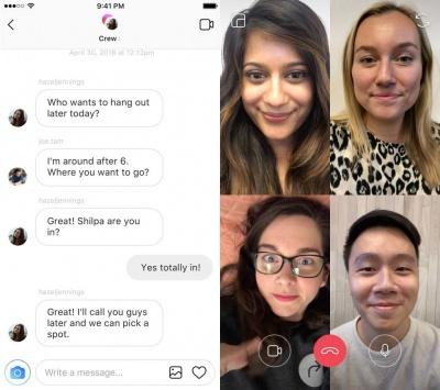 Imagen - Instagram se renueva: Stories integradas con Spotify, más efectos de cámara y video chat