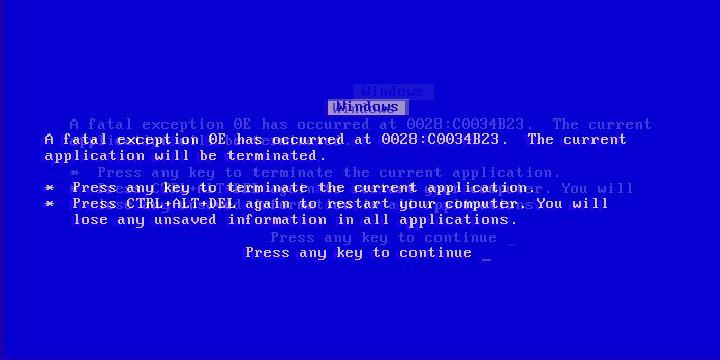 Imagen - Cómo solucionar el error 0x8007002C - 0x400D en Windows 10