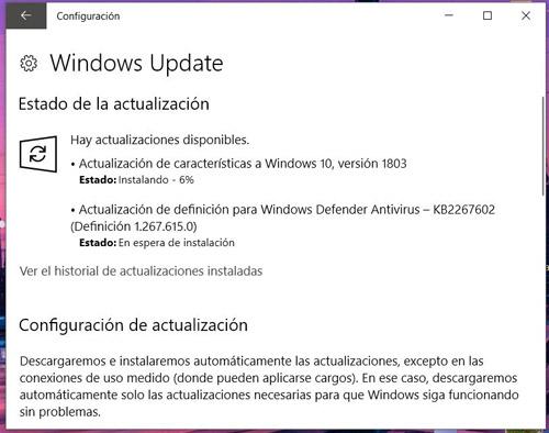 Imagen - Windows 10 April 2018 Update sufre pantallas azules con el error critical_process_died